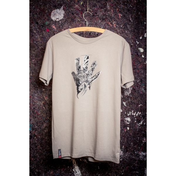 FHAN Animals Hand T-Shirt - Men