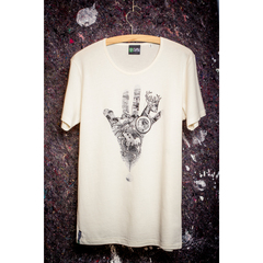 FHAN Nature Hand T-Shirt - Men