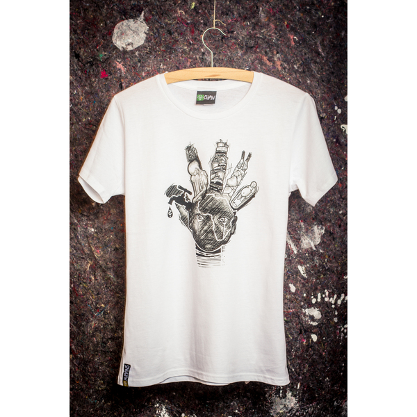 FHAN Humans Hand Shirt - Women
